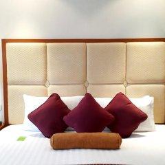 Boulevard Hotel Bangkok 4* Номер Делюкс с разными типами кроватей фото 47