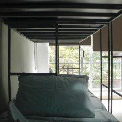 Отель Hostal Be Condesa Кровать в общем номере фото 5