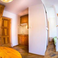 Апартаменты Old Town Kanonia Apartments Студия с различными типами кроватей фото 15