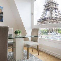 Отель Résidence Charles Floquet 2* Апартаменты с различными типами кроватей фото 22