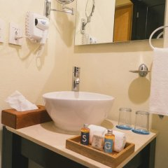 Hotel Nyx Cancun All Inclusive 3* Стандартный номер с различными типами кроватей фото 4