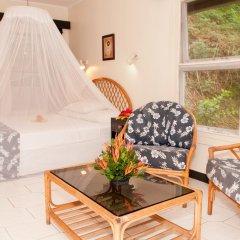 Отель Crusoe's Retreat 3* Стандартный номер с различными типами кроватей фото 11