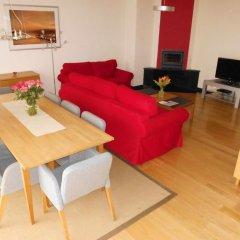 Отель Housingbrussels Улучшенные апартаменты с различными типами кроватей фото 8