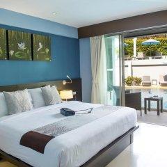 Отель Buri Tara Resort комната для гостей фото 3