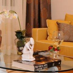 Отель Cheya Gumussuyu Residence 4* Апартаменты с различными типами кроватей фото 34