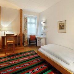 Hotel National Bern 2* Стандартный номер с различными типами кроватей фото 3