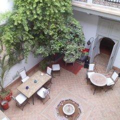 Отель Riad Dar Nabila 3* Стандартный номер с различными типами кроватей фото 12