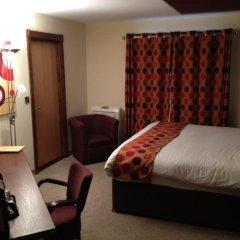 Gullivers Hotel 3* Представительский номер с различными типами кроватей фото 2