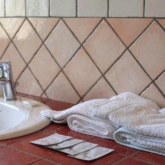 Отель Casale Madeccia Сперлонга ванная
