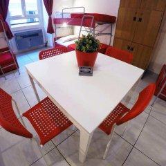 Palladini Hostel Rome Кровать в общем номере с двухъярусной кроватью фото 2