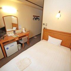 Отель Prime Toyama 3* Стандартный номер фото 4