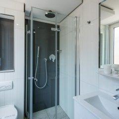 Отель Bürgerhofhotel 3* Стандартный номер с двуспальной кроватью фото 15