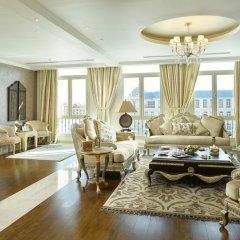 Отель Royal Maxim Palace Kempinski Cairo 5* Президентский люкс с различными типами кроватей фото 4