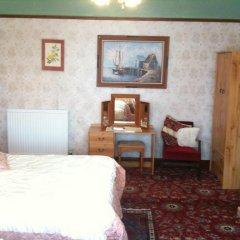 Отель Almond House B&B Великобритания, Эдинбург - отзывы, цены и фото номеров - забронировать отель Almond House B&B онлайн комната для гостей фото 3