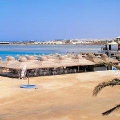 Отель Ali Baba Palace пляж