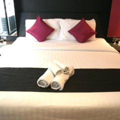 Отель Grand Inn 3* Номер Делюкс фото 3