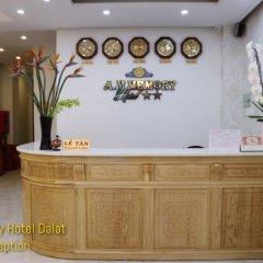 A.m Memory Hotel Далат интерьер отеля фото 2