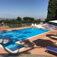 Отель Al Pino B&B Италия, Гроттаферрата - отзывы, цены и фото номеров - забронировать отель Al Pino B&B онлайн бассейн