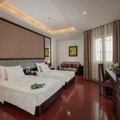 Quoc Hoa Premier Hotel 4* Стандартный номер разные типы кроватей фото 4