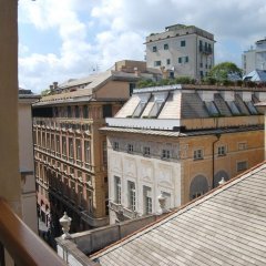 Отель La Dimora di Palazzo Serra Генуя балкон