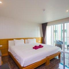 Anda Beachside Hotel 3* Стандартный номер с двуспальной кроватью фото 13