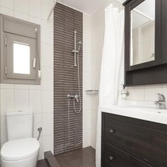 Отель Ammouda Villas ванная