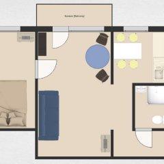 Апартаменты LOFT78 на Шаумяна 53 удобства в номере