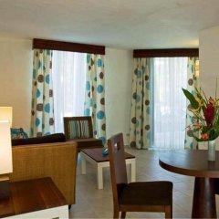 Отель Grand Paradise Playa Dorada - All Inclusive 3* Люкс с различными типами кроватей фото 4