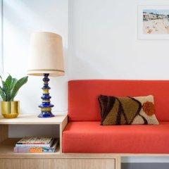 Апартаменты Kith & Kin Boutique Apartments 3* Улучшенные апартаменты с различными типами кроватей фото 11