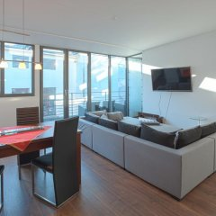 Отель Lodge-Leipzig 4* Апартаменты с различными типами кроватей фото 17