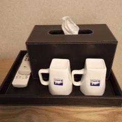 Отель K-guesthouse Sinchon 2 2* Номер Делюкс с различными типами кроватей фото 3