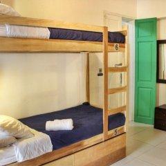 Two Pillows Boutique Hostel Кровать в общем номере с двухъярусной кроватью фото 5