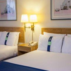 Отель Holiday Inn WARRINGTON 3* Стандартный номер с различными типами кроватей фото 5