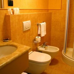 Отель Albergo Villa Alessia 4* Стандартный номер фото 6