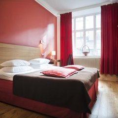 Hotel Hellsten 4* Стандартный номер с двуспальной кроватью фото 5