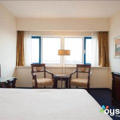 Отель XO Hotels Blue Tower 4* Стандартный номер с различными типами кроватей фото 15
