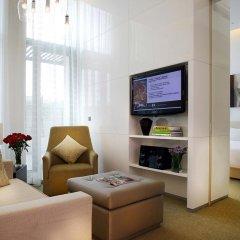 Отель Grand Copthorne Waterfront 4* Улучшенный номер с различными типами кроватей