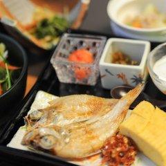 Отель Yamashinobu Минамиогуни питание фото 3
