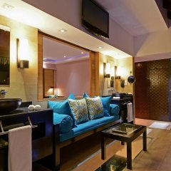 Отель Adaaran Prestige Vadoo 5* Вилла с различными типами кроватей фото 4