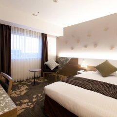 Toyama Excel Hotel Tokyu 3* Стандартный номер фото 30