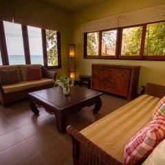 Отель Anahata Resort Samui (Old The Lipa Lovely) 3* Улучшенный номер с различными типами кроватей фото 5