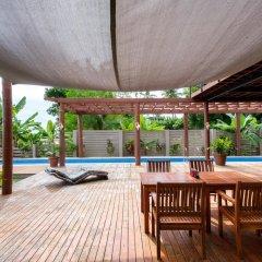 Отель First Landing Beach Resort & Villas 3* Вилла Премиум с различными типами кроватей фото 5