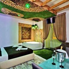 Отель Suite Paradise 3* Люкс с различными типами кроватей фото 8