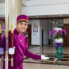 TTC Hotel Premium Phan Thiet интерьер отеля