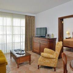 Melia Cala Dor Boutique Hotel 5* Люкс с различными типами кроватей фото 10