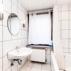 Отель Ferienwohnung Köln Mülheim Кёльн ванная