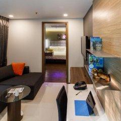 Lit Hotel And Residence 4* Улучшенный люкс фото 2
