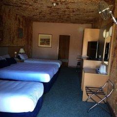 Desert Cave Hotel 3* Стандартный номер с различными типами кроватей фото 13