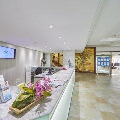 Cala Ferrera Hotel интерьер отеля фото 3