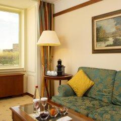 Гостиница Рэдиссон Славянская 4* Люкс разные типы кроватей фото 15